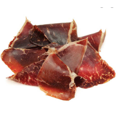 """Beef Ham """"Cecina"""" (0.8-1.2kg)Clean and square"""