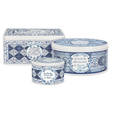 Dolce e Gabbana Set (3 Cakes with Box and Bags)